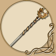 LARP High Elven Staff